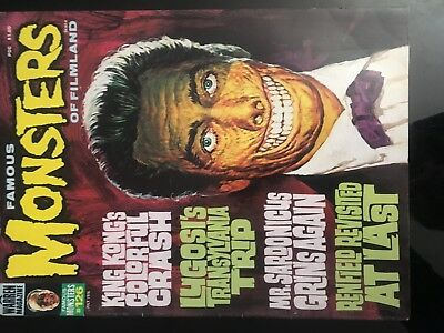 Famous Monsters Of Filmland No 126