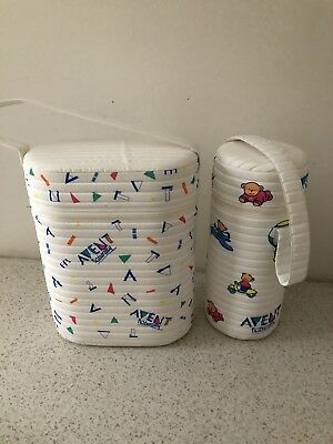 Avent Insulated Bottle Carriers X 2