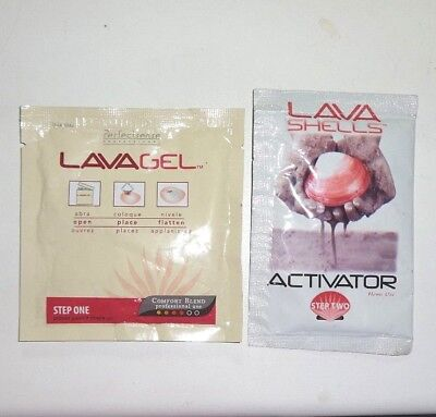 Lava Shells Heating Charge Sachets, Activator: Comfort, Deep, Home Use Blend