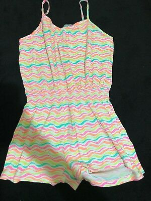 Multi Playsuit Size 12/13yrs