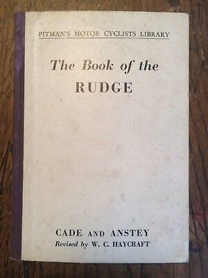 The Book of the Rudge