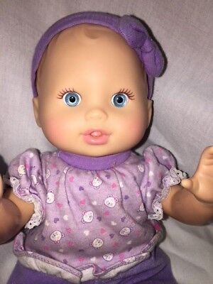 Mommy Hide and Peek Interactive Baby Doll Mattel Peek a Boo 2009 Works