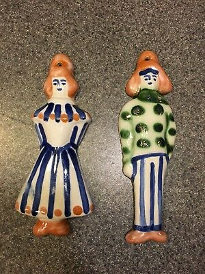 vintage MA Hadley Wall Hangings Decoration Man And Woman