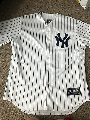 New York yankees jersey L