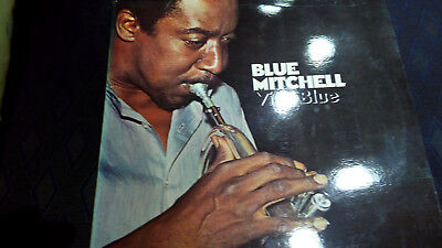 Blue Mitchell  -Vital Blue - LP - Mainstream  -MRL 343 - Teldec Germany 1971  NM