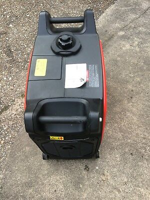 Silent Petrol Generator 3.5 Kw Electric Remote Start