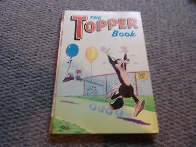 The Topper Annual Book 1964 in good condition