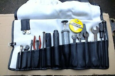 Jaguar series 1 E Type toolkit with reproduction & genuine tools in a new tool