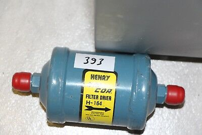 Henry Valve DriCor Suction Line Filter Drier H-164 (393)