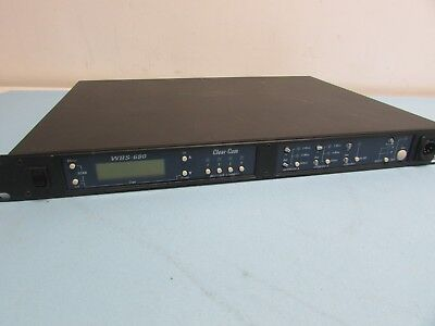 ClearCom WBS-680 Wireless Base 2-Channel Station