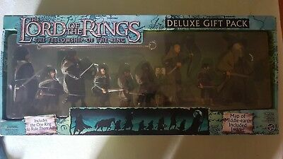 Herr der Ringe - Toy Biz - Lord of The Rings - The fellowship of the Ring