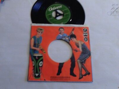 "The Beatles - Little Child - Do You Want To Know A Secret - 7"" Single - Odeon"