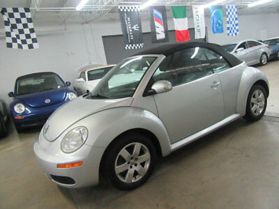 2007 Volkswagen Beetle-New 2dr Automatic $6,700 includes FREE SHIPPING! FLORIDA GARAGE KEPT NONSMOKER SUPER CLEAN CAR