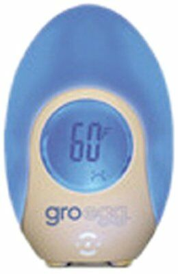 The Gro Company Gro-Egg Room Thermometer White