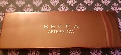 Becca Cosmetics afterglow palette. limited edition and sold out 100% Genuine