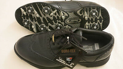 Golf Sport Schuhe Etonic Women 2000 Gore Tex / Leder UK7,5 / EU41 W