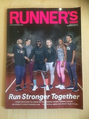 Runner's World Running Magazine : March 2018 - London Marathon Inspiration