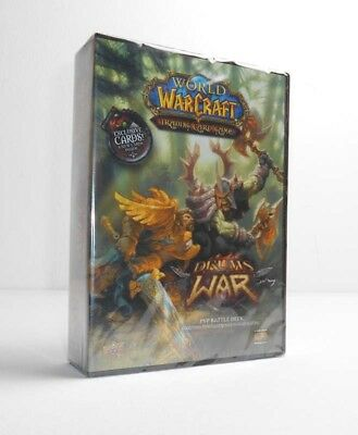WoW Drums of War - PVP Battle Pack - Englisch - World of Warcraft - NEU & OVP