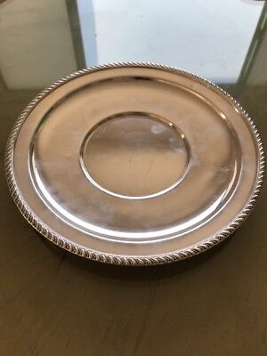 Sterling Silver Tray 925
