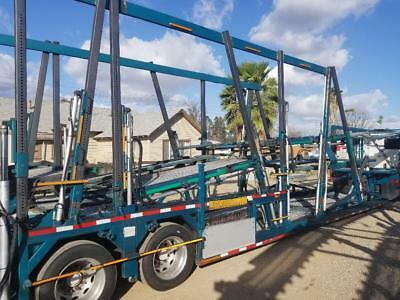 Pete379 10 Car Carrier , Cotrell Trailer, Low price