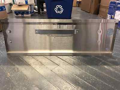 """KitchenAid KEWS105BSS 30"""" Stainless Warming Drawer FOR PARTS  Parts #: 9763646"""