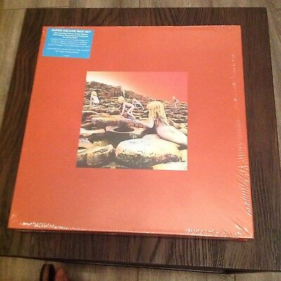 Led Zeppelin Houses of the Holy 2014 Super Deluxe Box Set