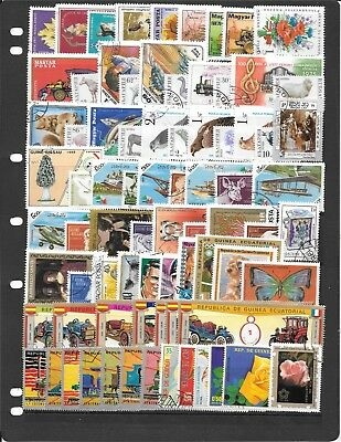 Thematics R335 Superb Coll Of Mixed Stamps