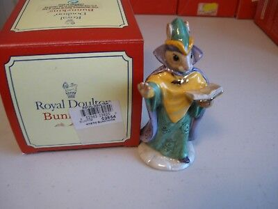 Royal Doulton Bunnykins Entitled Mystic Bunnykins Db197 (A) Boxed
