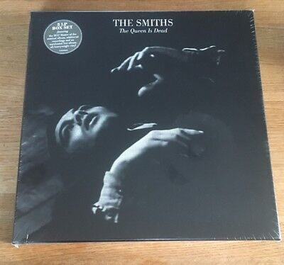 THE SMITHS 'THE QUEEN IS DEAD' 2017 Deluxe Edition (New 5 disc VINYL Box Set)