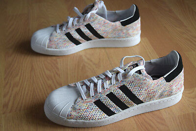 ADIDAS SUPERSTAR 80S Primeknit Foundation RT Stan Smith NM