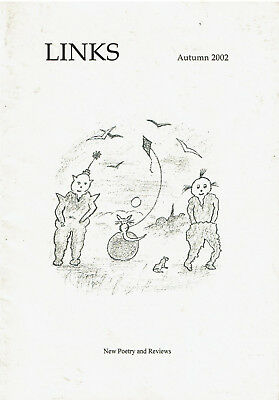 Links Autumn 2002 poetry pamphlet