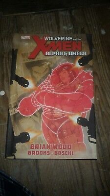 Wolverine And The X-Men Alpha And Omega Hardcover