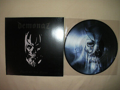 DEMONAZ - March Of The Norse Pic.LP  Immortal,Bathory,Abbath,Primordial,Enslaved