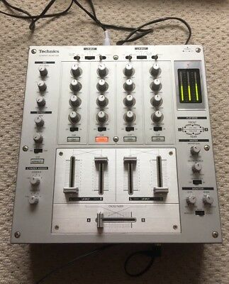 Technics sh mz1200 dj mixer 4 channels