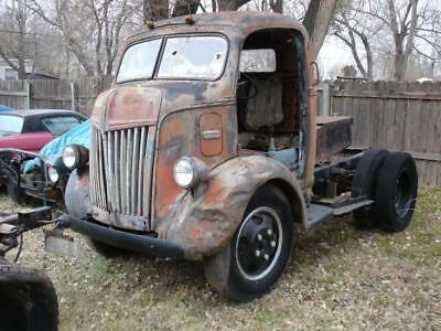1942 Ford Other  1942 Ford COE - Cab, chassis and engine