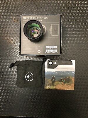 Moment Telephoto (Tele) 60mm Lens V1 for Smartphone/iPhone/etc(see description)
