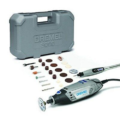 Dremel 3000-15 Multi Tool with Variable Speed and 15 Accessories 240V