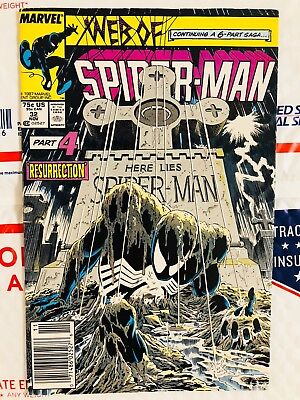 Web of Spiderman 32! Classic Cover and Story! Look at all my .99 books!