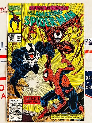 Amazing Spiderman 362! Venom Carnage! Look at all my .99 books!