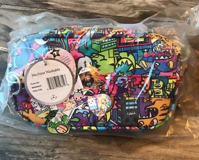 Tokidoki Jujube Kaiju City, Fuel Cell, New With Tags