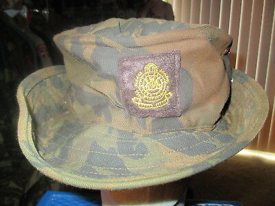 1970s SOUTH AFRICAN POLICE 2nd PATTERN BOONIE/ BUSH HAT