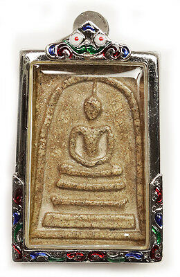 phra somdej toh wat rakang pim yai antique old rare thai amulet the best holy+7