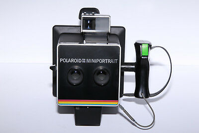 Polaroid Miniportrait Camera TESTED In MINT Condition - Ships from Canada!