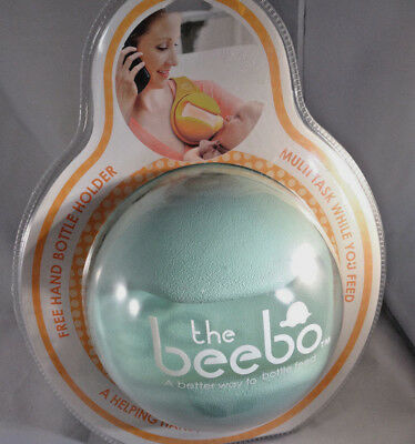 The Beebo Free Hand Bottle Holder in Teal