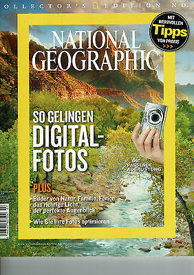 National Geographic Collector's Edition Nr. 7 Digitalfotos