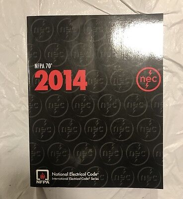 2014 National Electrical Code (NEC) Softbound NFPA 70 2014 Great condition