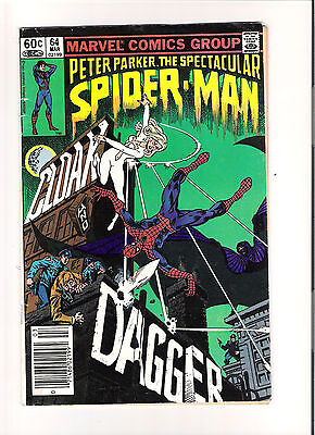Peter-Parker-Spectacular-Spider-Man-64-1st-Appearance-Of-Cloak-And-Dagger