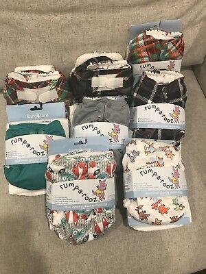 Rumparooz Cloth Diaper Lot