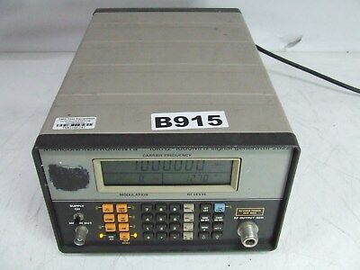 Marconi / IFR RF 2022 10KHz - 1000 MHz Signal Generator *Tested*