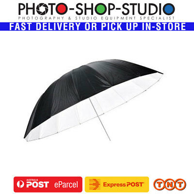 "Godox 75"" 185cm Umbrella Black & White Studio Photography Flash Portrait"
